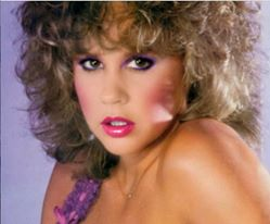 The Linda Blair Pretty Corner দেওয়ালপত্র containing a portrait and attractiveness entitled Linda Blair