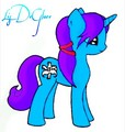 Lis De Glace colored - my-little-pony photo