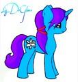 Lis De Glace colored - my-little-pony-friendship-is-magic photo