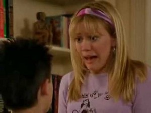 Lizzie McGuire in Those Freaky McGuires