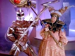 Mighty Morphin Power Rangers wallpaper called Lord Zedd and Rita Repulsa