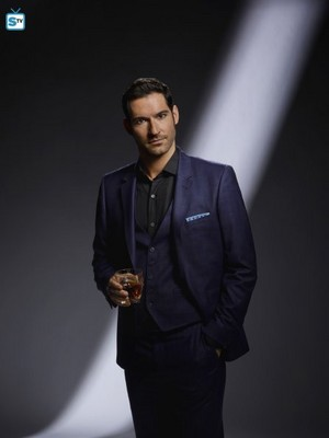 Lucifer - Season 2 - Cast Promotional Fotos