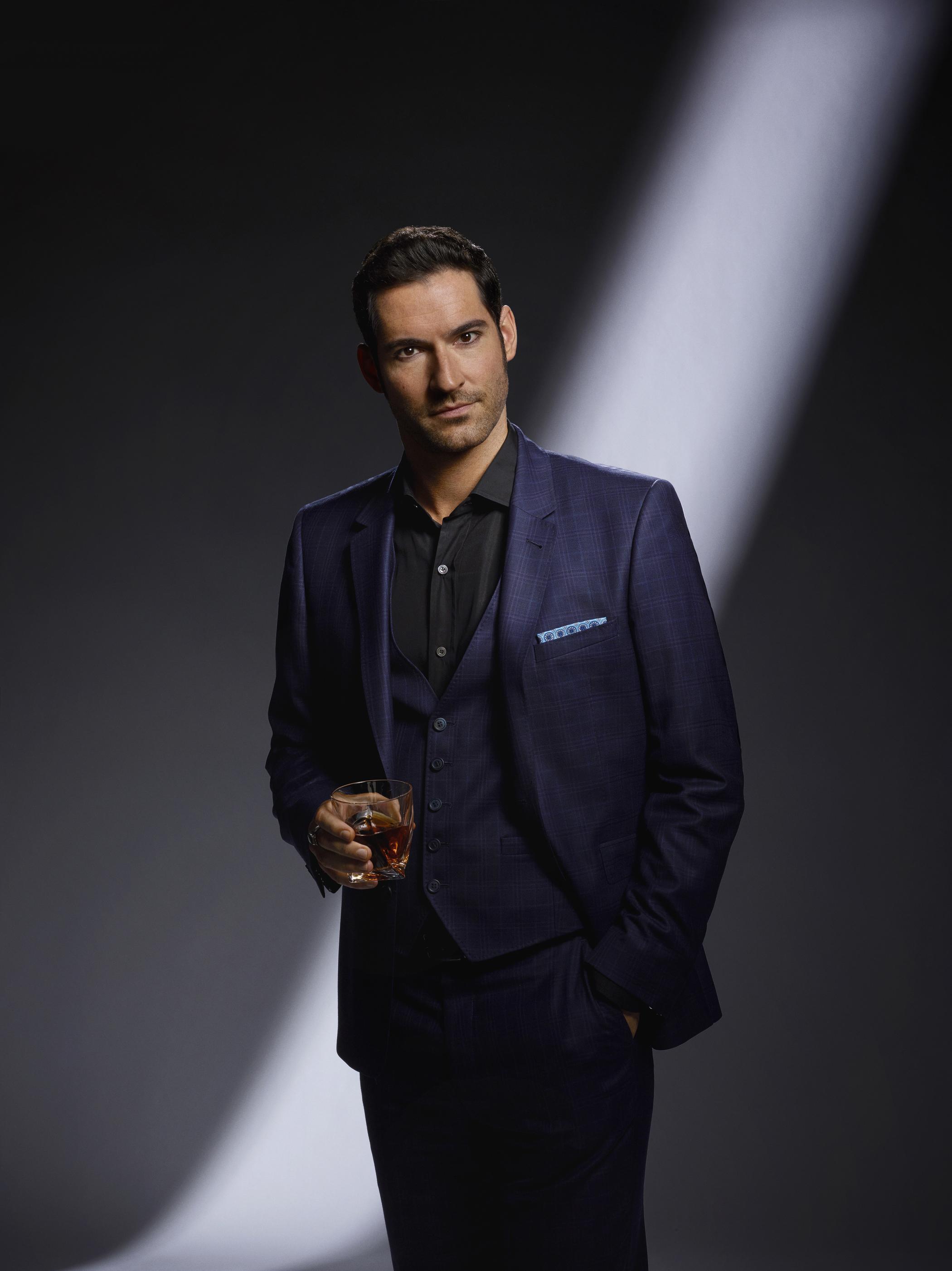 Lucifer - Season 2 Portrait - Lucifer Morningstar
