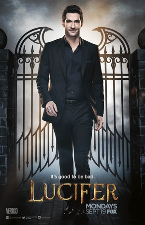 Lucifer - Season 2 - Poster