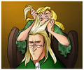 Lucius X Narcissa lucius and narcissa malfoy 21742565 - harry-potter fan art
