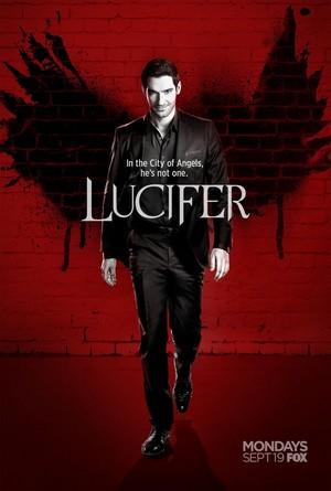 Lucifer - Season 2 - Poster