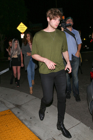 Luke leaving the Nice Guy