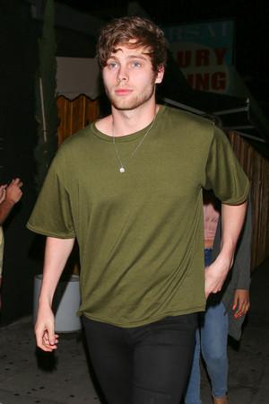 Luke leaving the Nice Guy