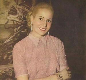María Eva Duarte de Perón (7 May 1919 – 26 July 1952)