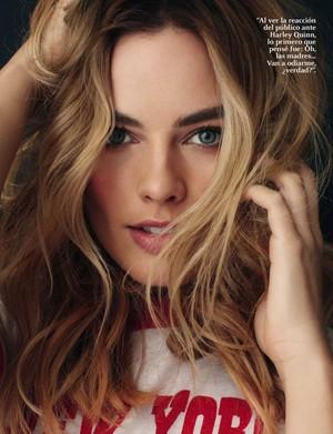 Margot Robbie - Fotogramas Photoshoot - August 2016