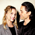 Margot Robbie and Jared Leto - harley-quinn photo