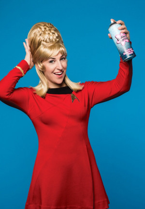 Mayim ~ ster Trek Cosplay ~ Janice Rand