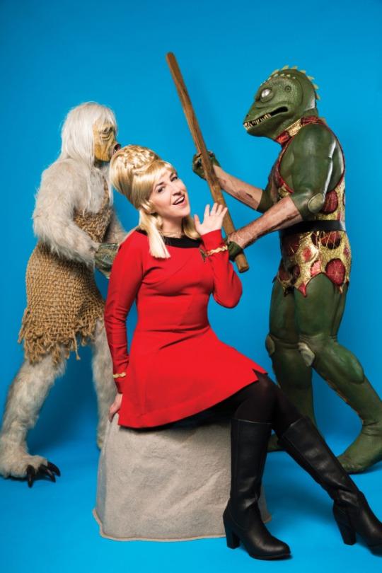 Janice Rand Star Trek