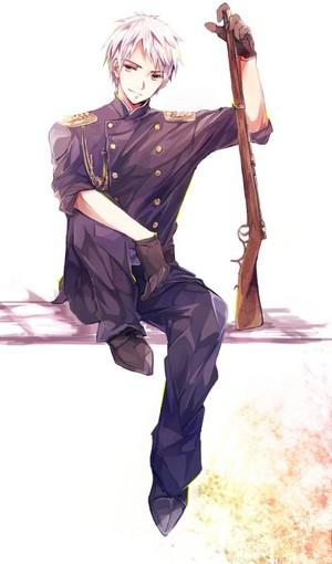Me with Gun