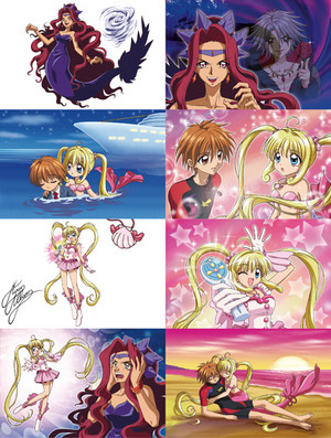Mermaid Melody Scene 004