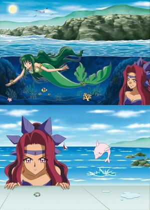 Mermaid Melody Scene 010