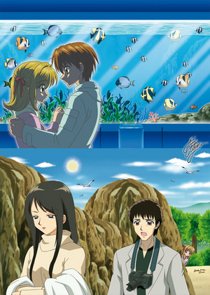 Mermaid Melody Scene 017