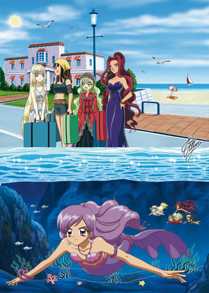 Mermaid Melody Scene 023