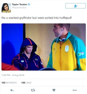 Michael Phelps Meme