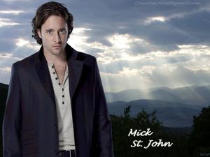 Mick St. John