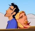 Miguel and Tulio