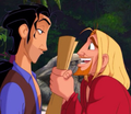 Miguel and Tulio - the-road-to-el-dorado photo