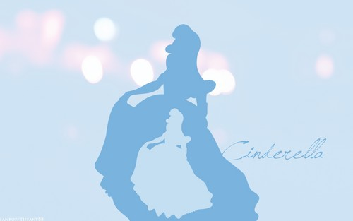 Disney princess images minimalist style cinderella hd wallpaper disney princess wallpaper entitled minimalist style cinderella altavistaventures Image collections