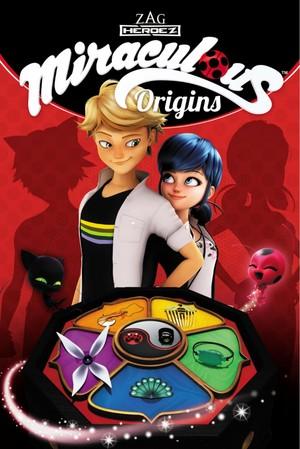 Miraculous Ladybug Origins Comic