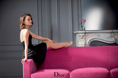 Natalie Portman Imagens Miss Dior Absolutely Blooming 2016