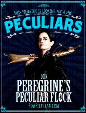 Miss Peregrine Is Looking For a Few Peculiars