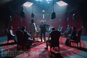 Miss Peregrine's accueil for Peculiar Children - Behind the Scenes
