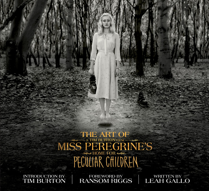 Miss Peregrine's tahanan for Peculiar Children - Poster - Emma