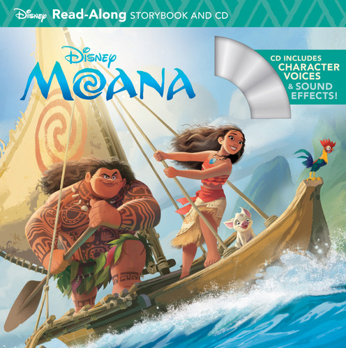 Disney's Moana wallpaper entitled Moana Book Cover