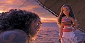 Moana new still