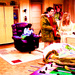 Monica, Mike and Rachel - friends icon