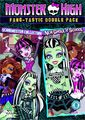 Monster High: Fang-Tastic Double Pack (DVD) - monster-high photo