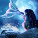 Moon Mermaid - mermaids icon