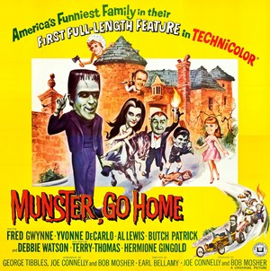 Munster, Go inicial movie artwork