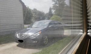 My Mom's 2011 Hyundai Sonata