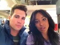 My fav couple on the show...oh I just love the JELLY..... - big-time-rush photo