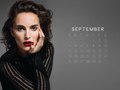 NP.COM Calendar - September 2016 - natalie-portman wallpaper