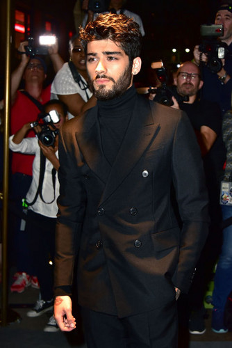 Zayn Malik Images Ny Fashion Week Tom Ford Wallpaper And