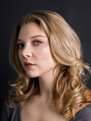 Natalie Dormer at Rory Lewis Outtake