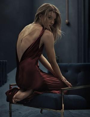 Natalie Dormer at Vanity Fair Magazine Photoshoot