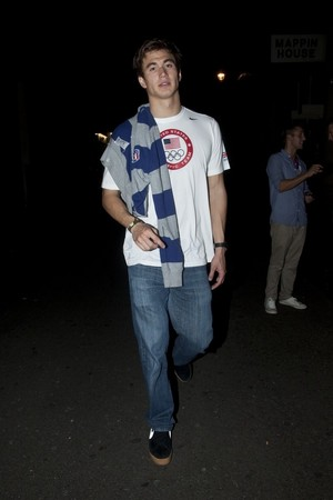 Nathan Adrian Parties in London