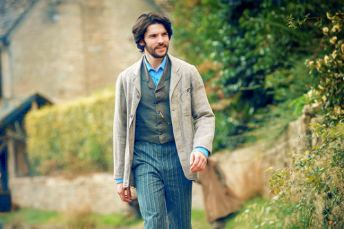 Colin morgan Hintergrund containing a business suit entitled Nathan Appleby