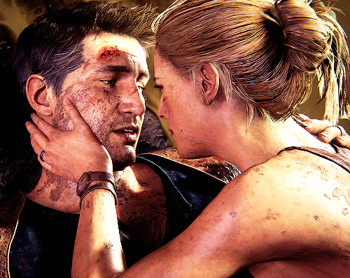 Uncharted 4 A Thiefs End Wallpaper Possibly Containing Concert Titled Nathan And Elena