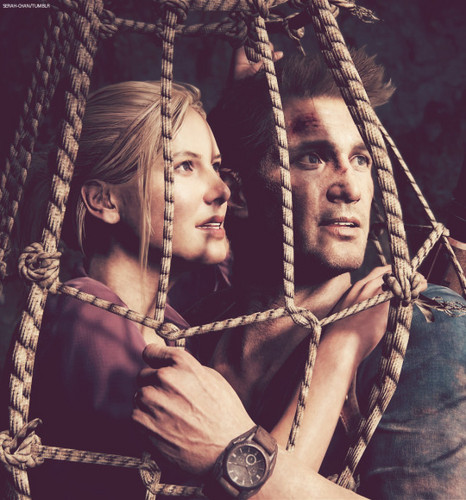 Uncharted Wallpaper: Uncharted 4: A Thief's End Images Nathan And Elena