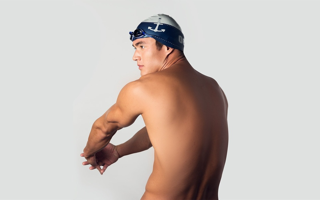 Nathan for Speedo