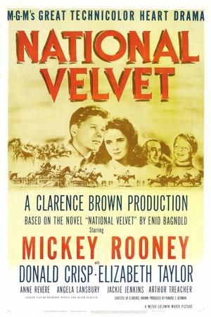 National Velvet (1944) Poster